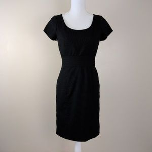 H&M vertical small striped dress size 6